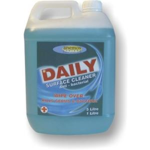 Anti Bacterial Surface Cleaner Daily - 5 Liters