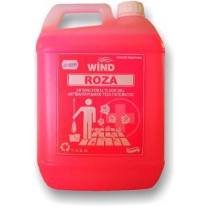 Antibacterial Floor Gel Rosa- 5 Liters