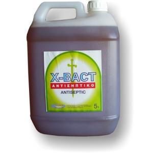Antisceptic  X-Bact - 5 Liters