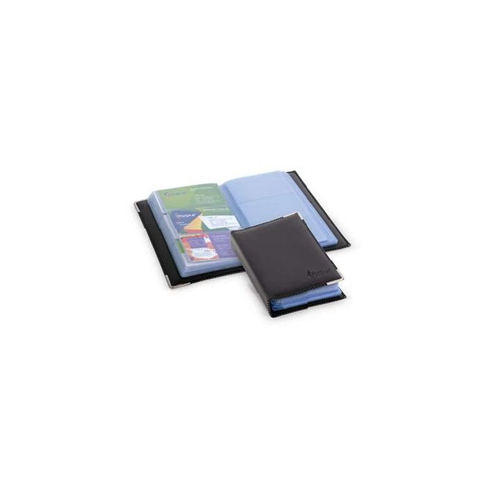 Business Card Holder Book for 240 cards F22503 : Office Stationery ...