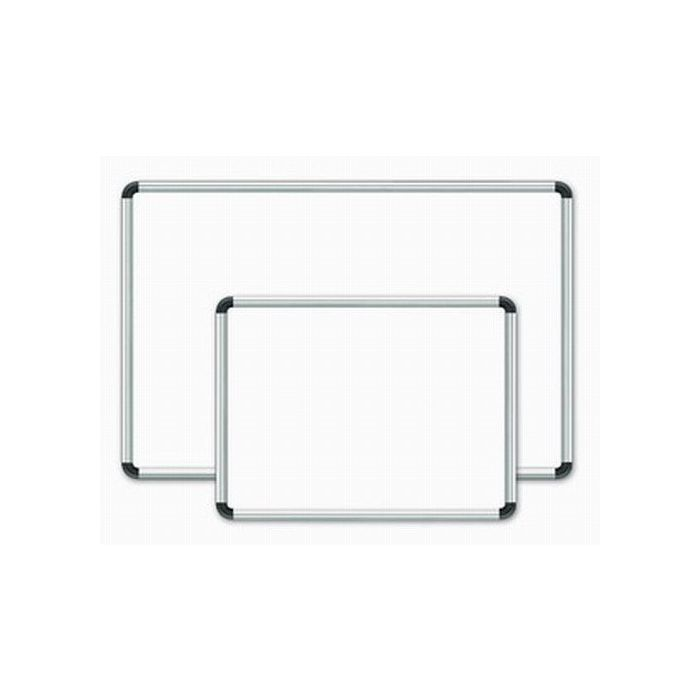 Whiteboard Magnetic With Aluminium Frame 60x90 : Office Stationery ...