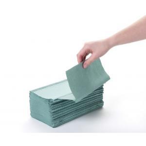 Interfold Green  (4000pcs)