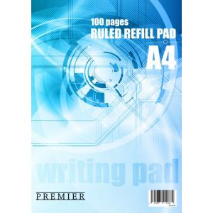 Refill PAd A4 50 sheets (100 Pages)